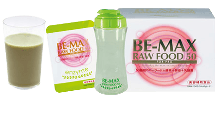 BE-MAX RAW DIET 50